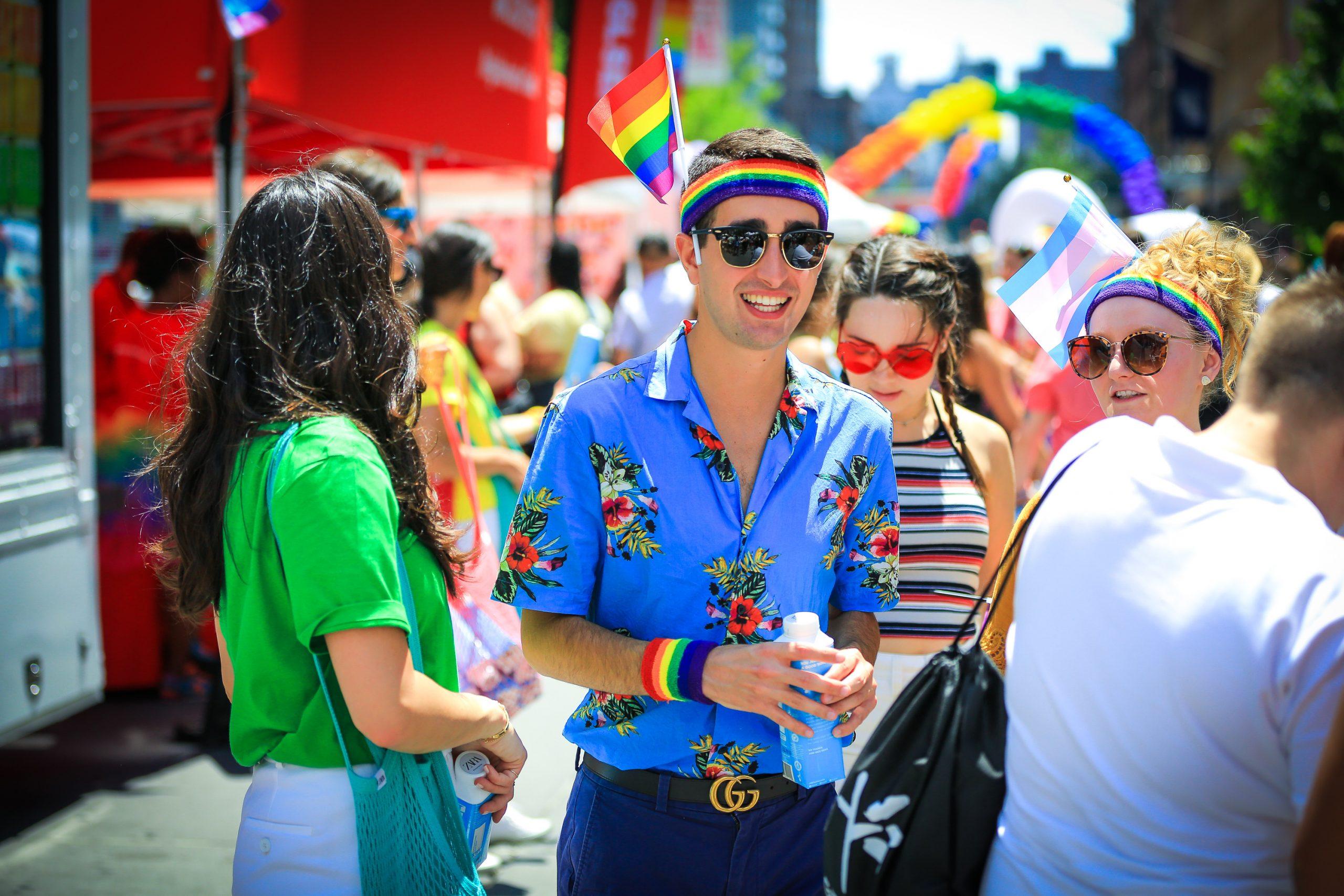 Gay Pride NYC Marketing Activation