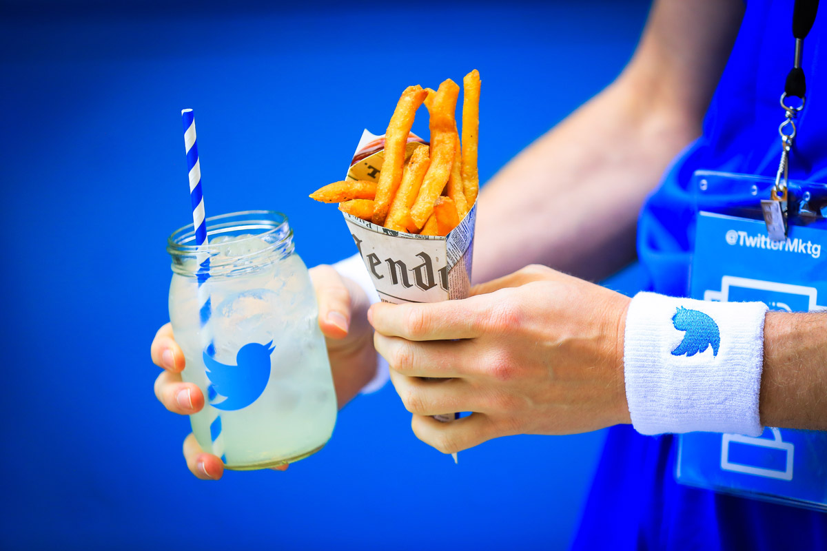 Twitter Custom Packaging Engagement Marketing