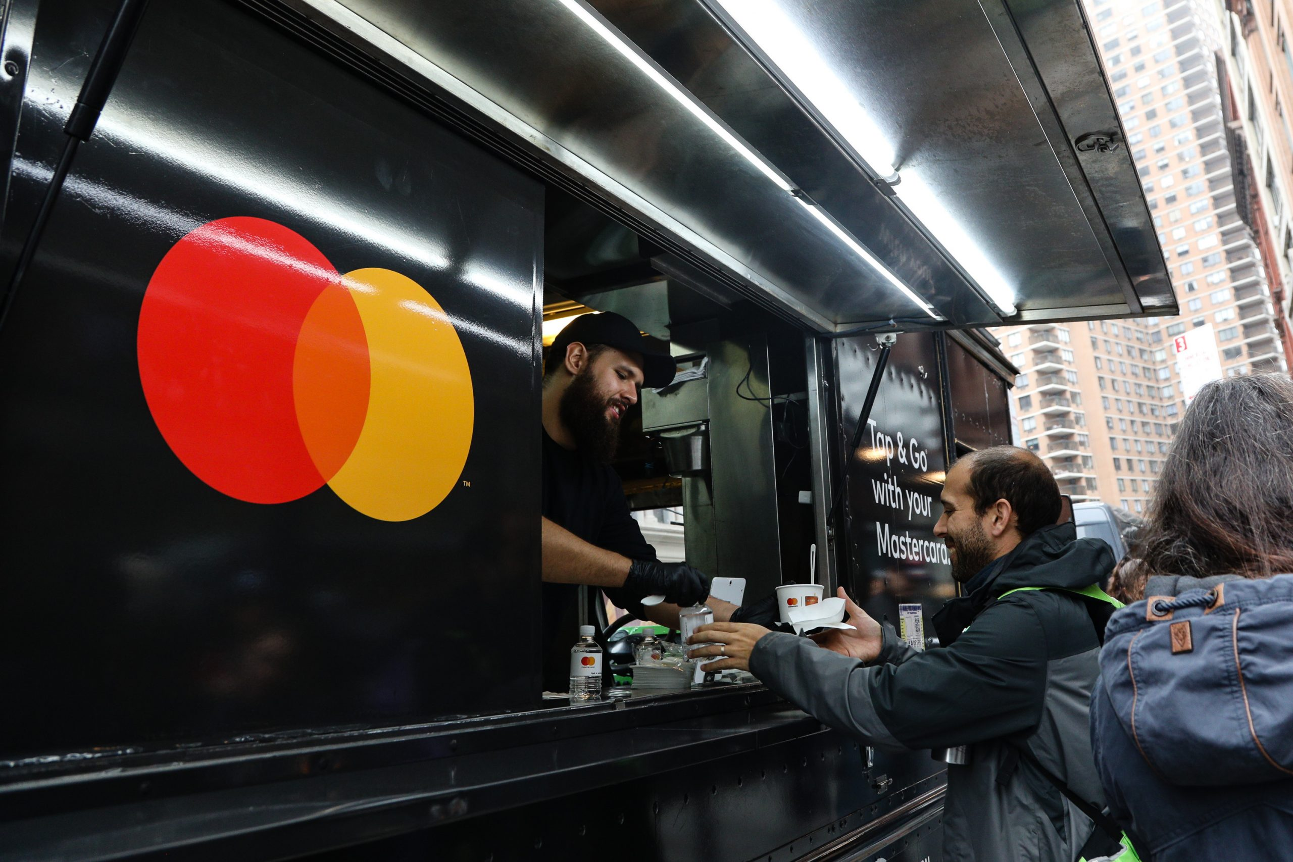 Mastercard Promotional Vehicle Case Study