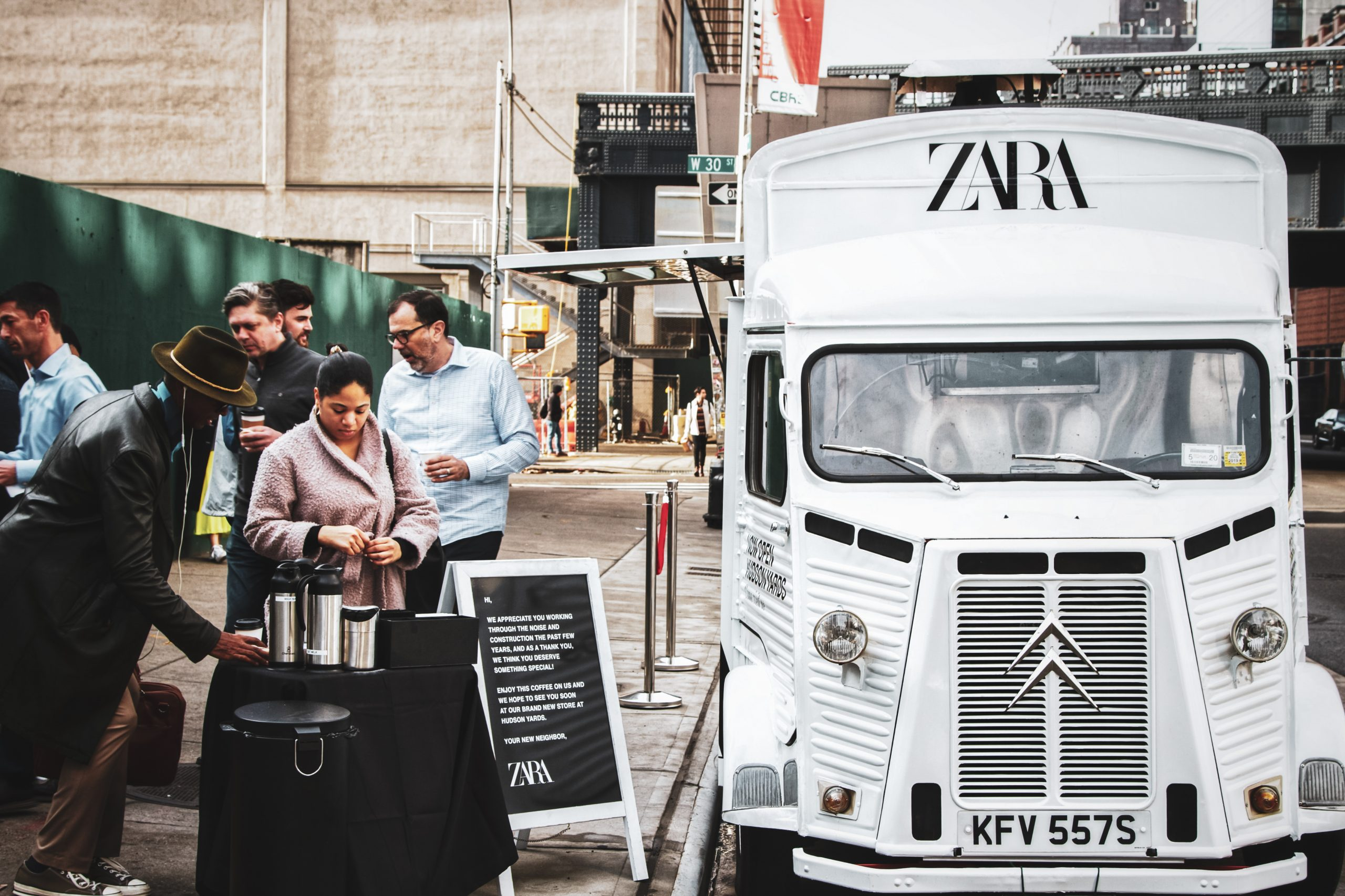 Zara field marketing case study