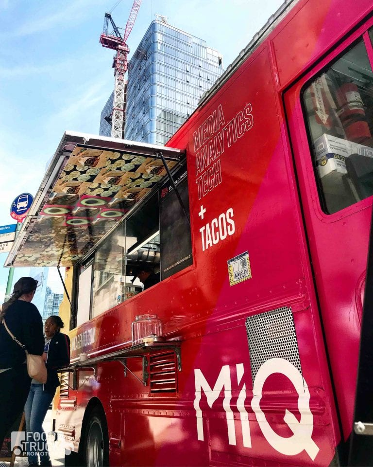 Guerilla Marketing Food Trucks NYC