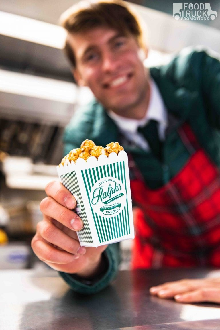 Ralph coffee custom popcorn