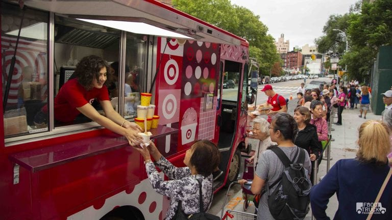Target event marketing nyc