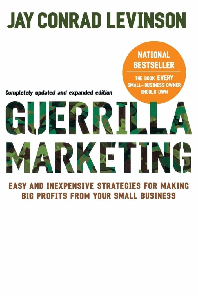 Guerrilla Marketing Jay Conrad Levinson
