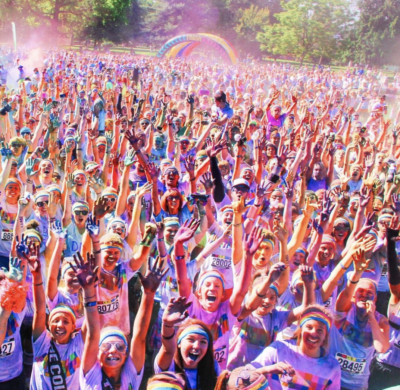 Dulux Color Run