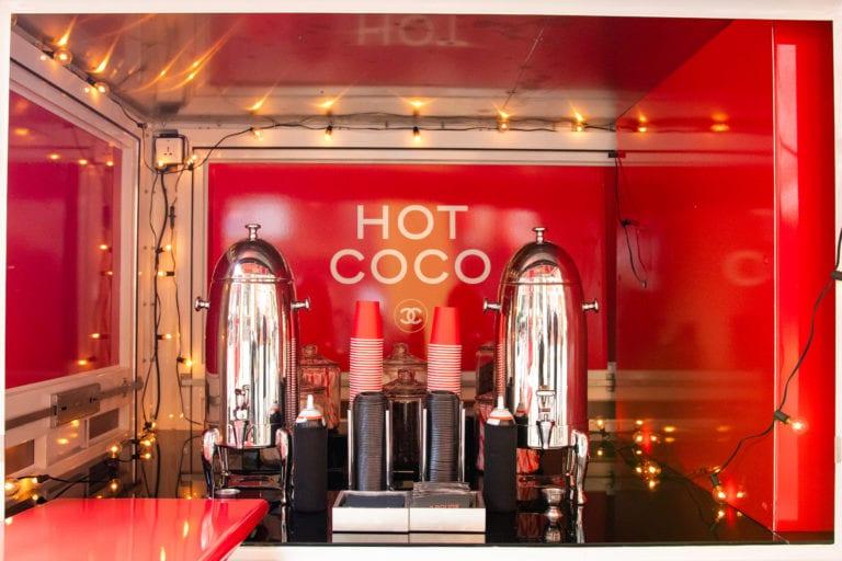 Chanel Hot Coco Truck