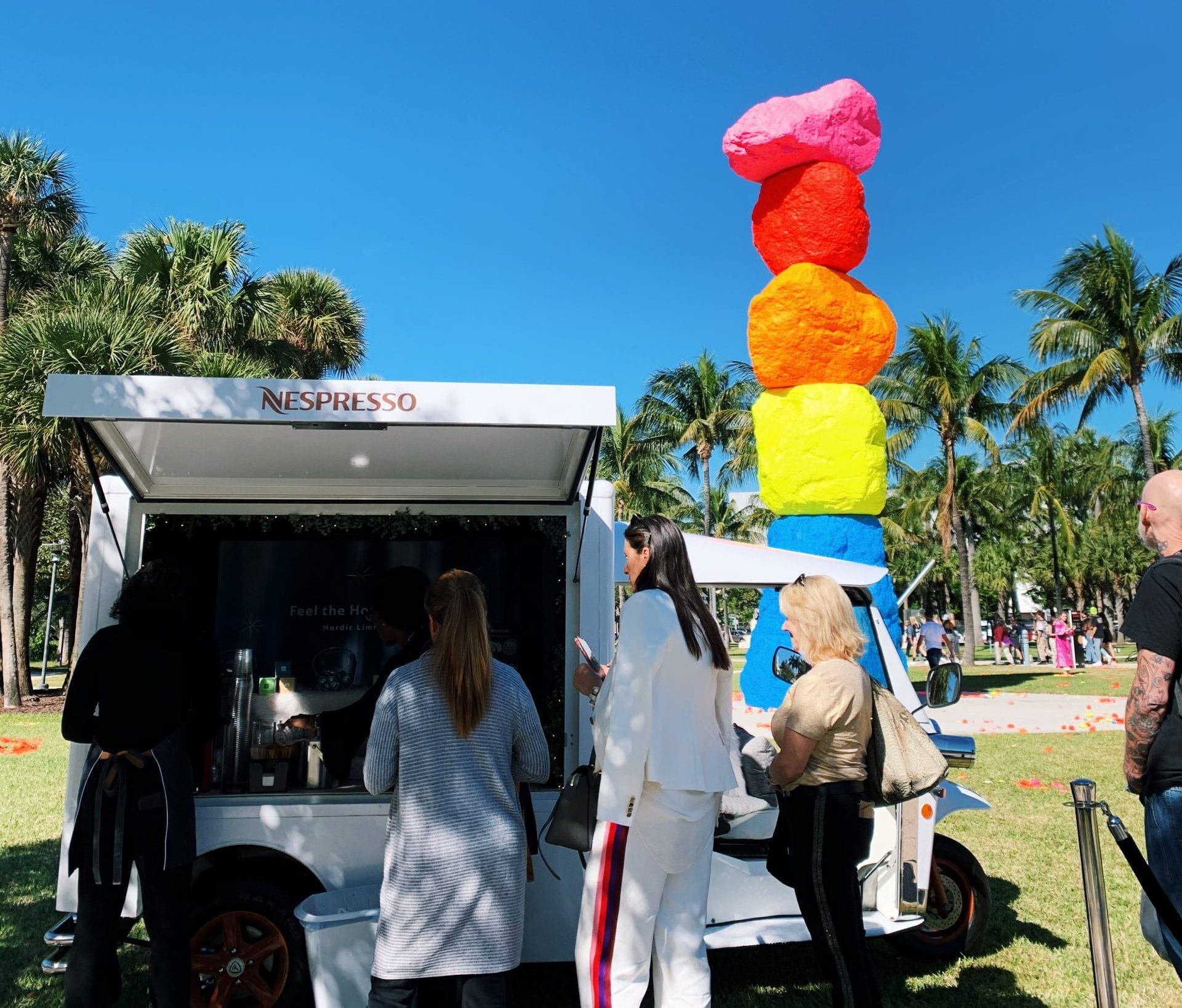 Experiential marketing agency in Miami