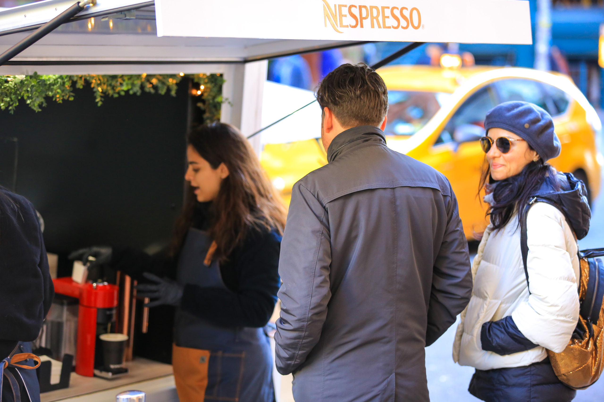 Mobile Marketing Tour Nespresso