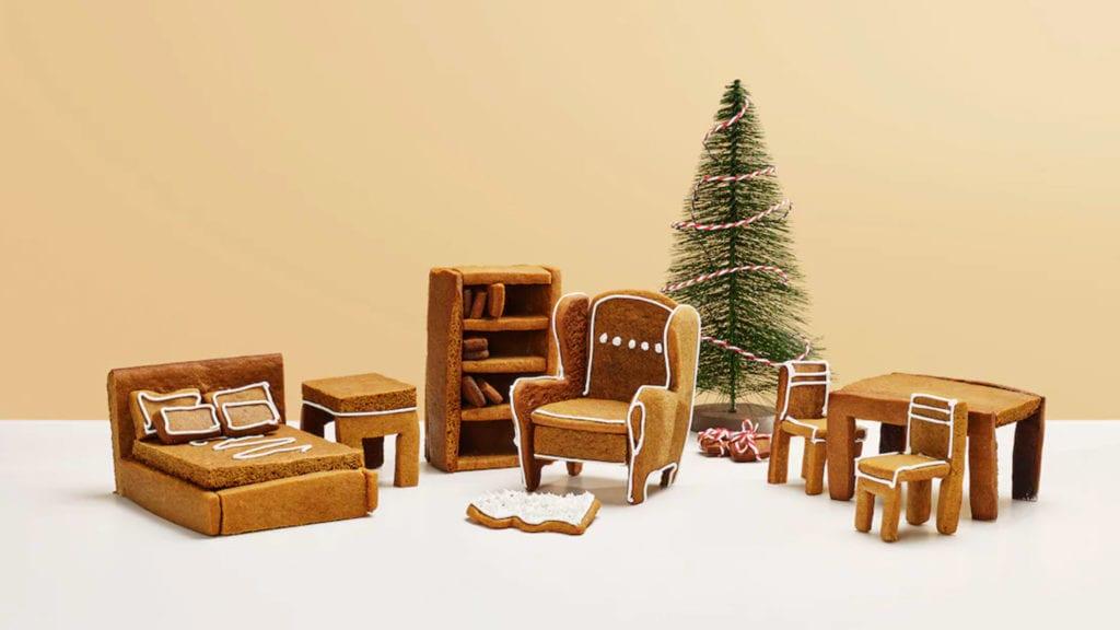 Ikea Gingerbread Home
