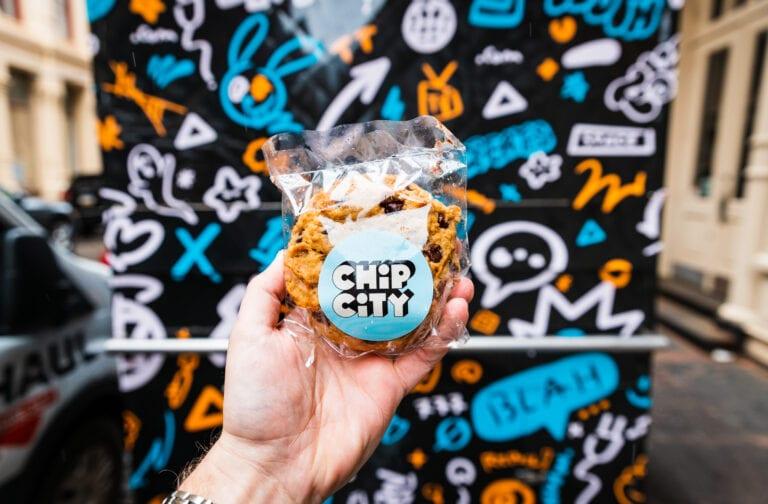 MCM x SAMBYPEN Chip City Cookies