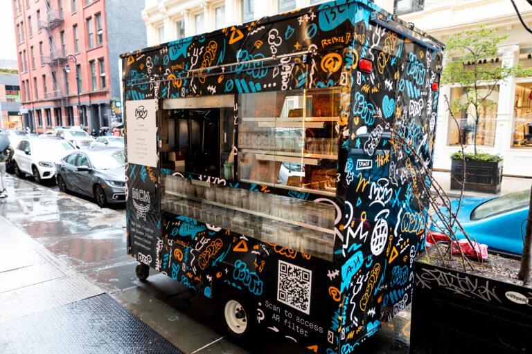 MCM x SAMBYPEN Food Cart SoHo