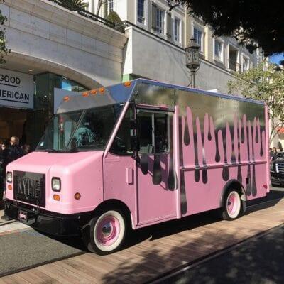 How Food Trucks Elevate the Kardashian's Brands