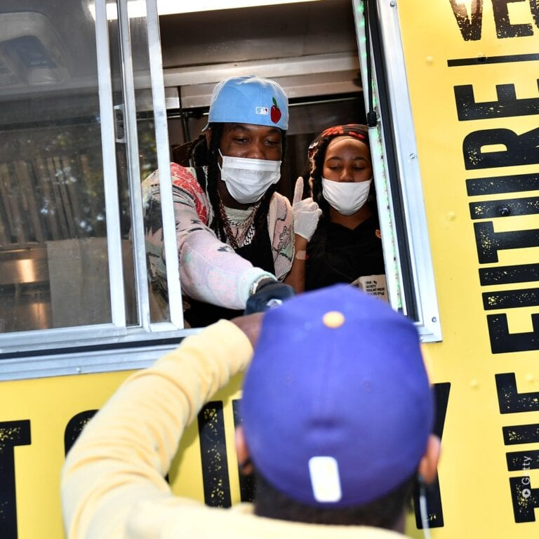 Offset Atlanta Food Trucks Voting