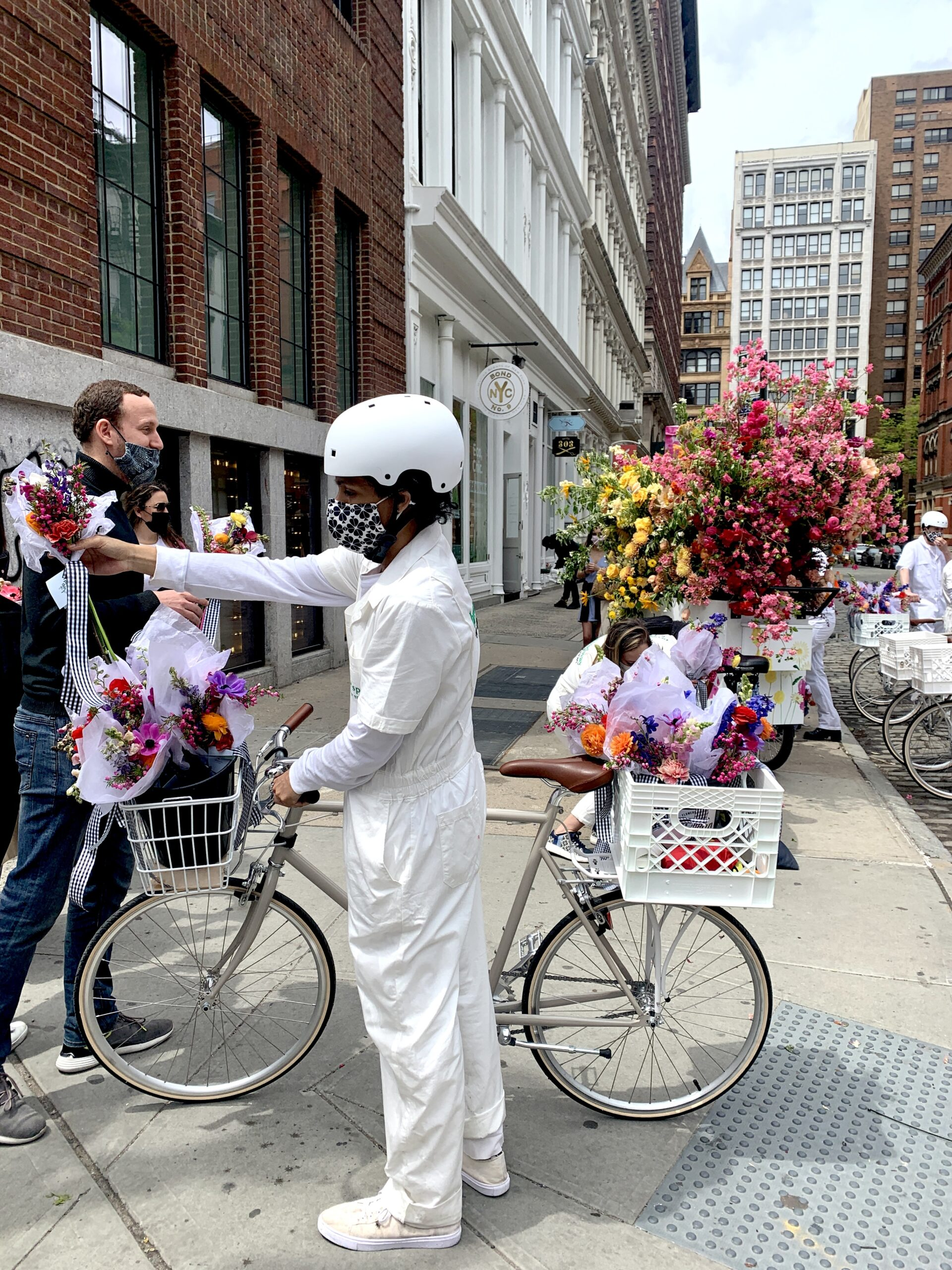 Mother's Day Experiential Marketing Activation Kate Spade