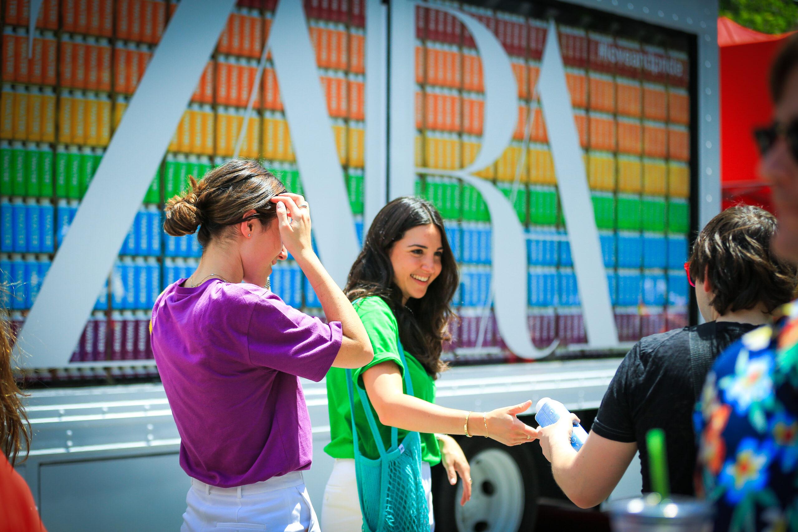Experiential Marketing Zara Pride Parade
